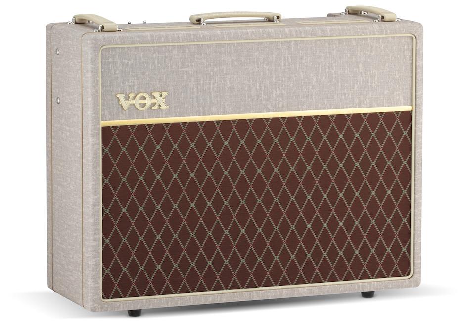 Billede af VOX AC30HW2X Combo hand-wired guitarforstærker