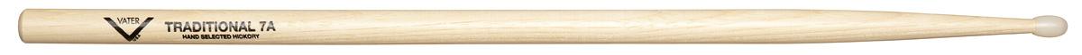 Billede af Vater 7A Traditional trommestikker Nylontip