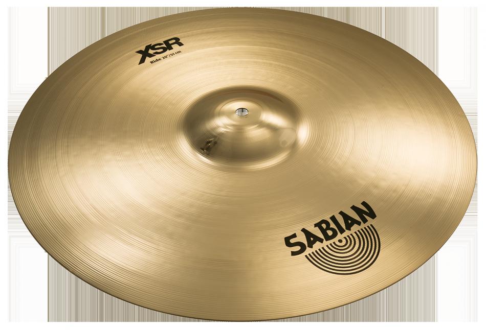 """Billede af Sabian 20"""" XSR Rock Ride"""