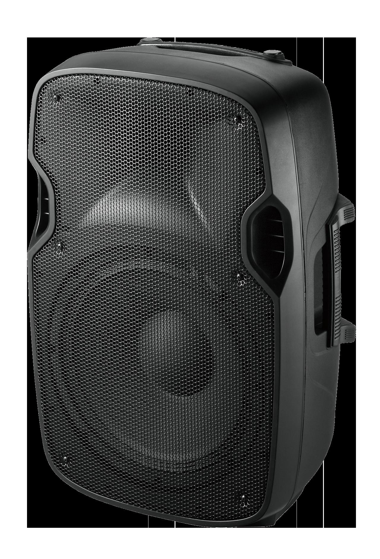 """Billede af Ibiza sound 12"""" aktiv højttaler, 500W"""