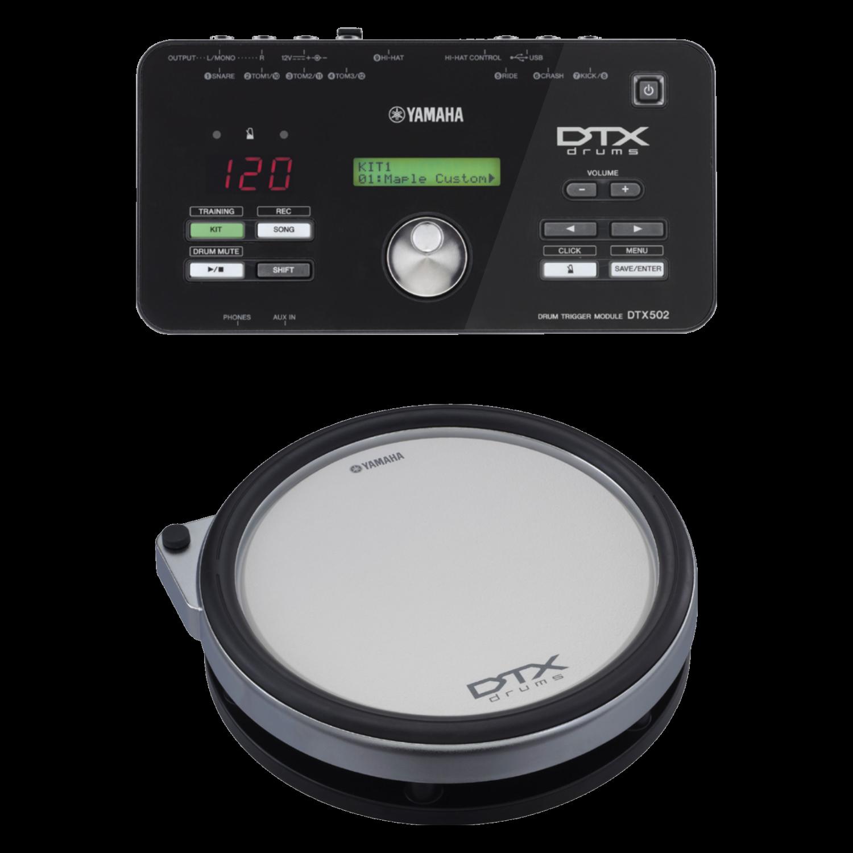 Billede af Yamaha DTX Upgrade Pakke