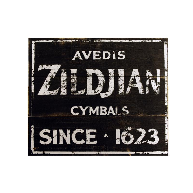 Billede af Zildjian Vintage skilt