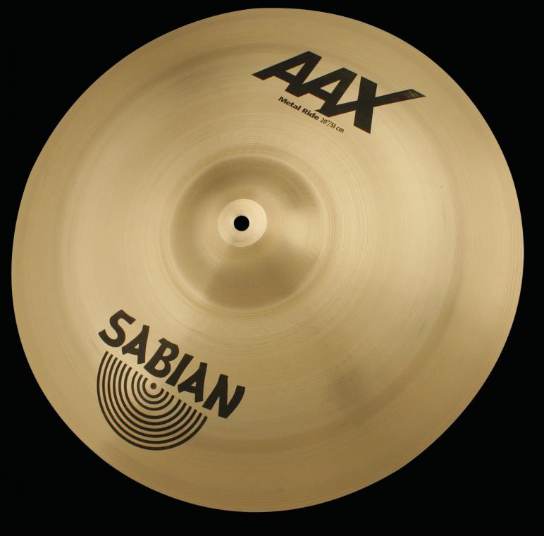 """Billede af Sabian 20"""" åX Metal Ride"""
