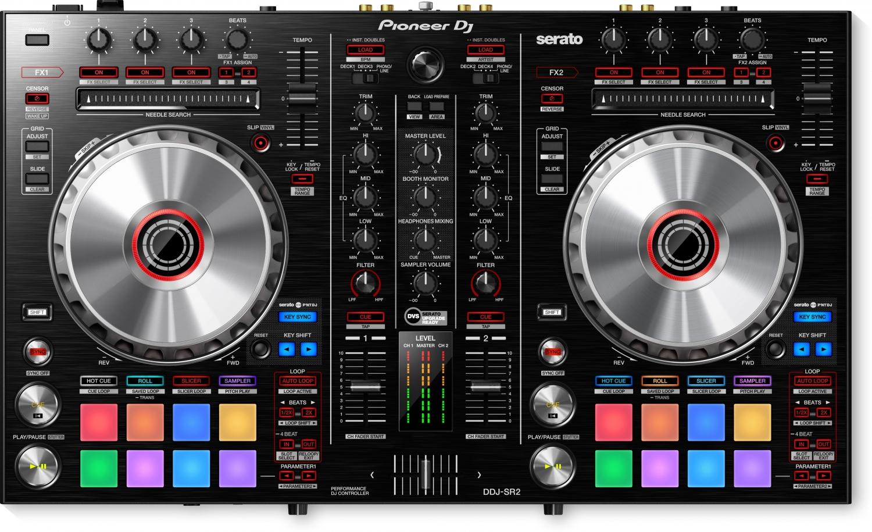 Billede af Pioneer DDJ-SR2 DJ Controller