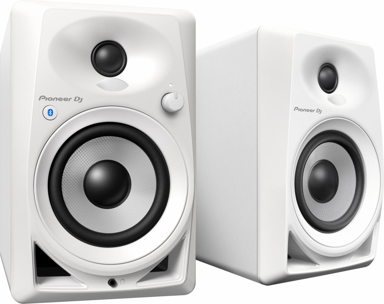 Billede af Pioneer DM-40BT studie højttalere med bluetooth Hvid