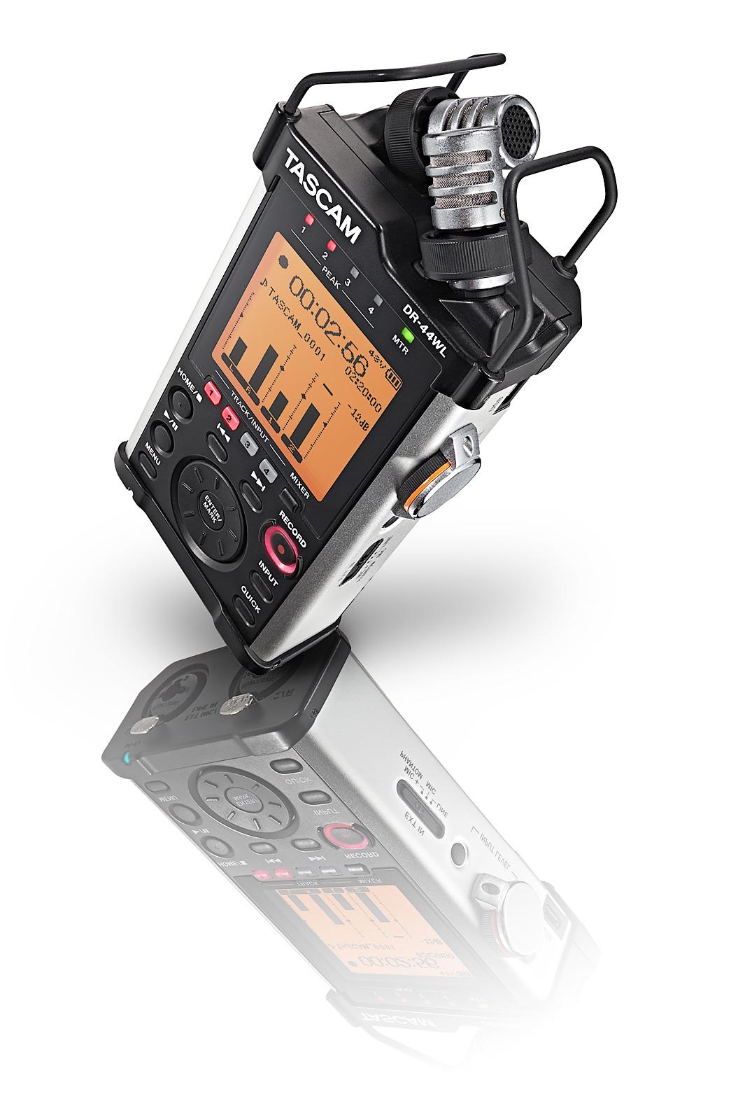 Billede af Tascam DR-44WL håndholdt stereo optager