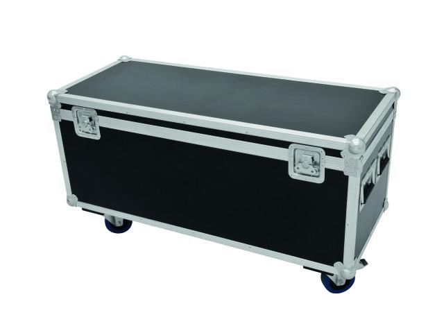 Billede af Universal Flightcase Pro 100x40x40cm Med Hjul - Eurolite