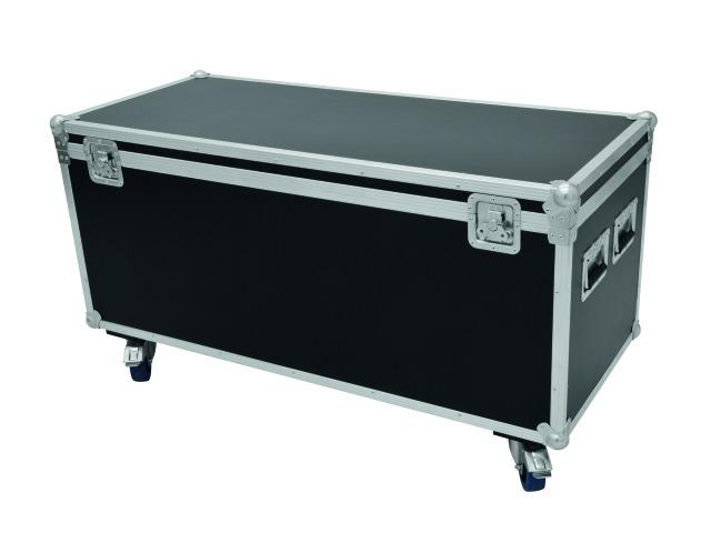 Billede af Universal Flightcase Pro 120x50x50cm Med Hjul - Eurolite