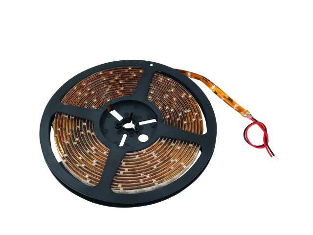 Billede af LED Strip, 300 LED pærer, 5 meter Blå