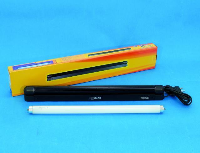 Billede af Komplet UV Armatur 45cm 15W UV & Hvid