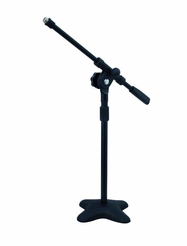 Billede af Mikrofon bordstand 30-43cm boom