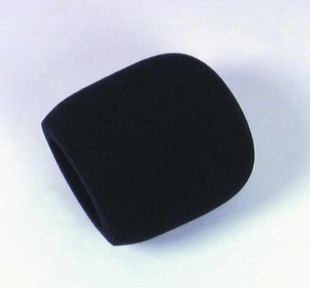 Billede af Microphone windshield, black, d=40-50 mm