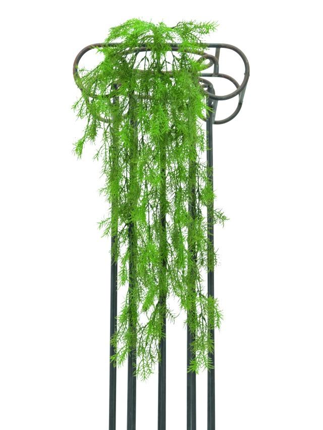 Billede af Kunstig Coralgras bush, 78cm