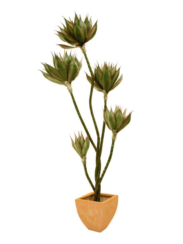 Billede af Kunstig Century plant, 160cm