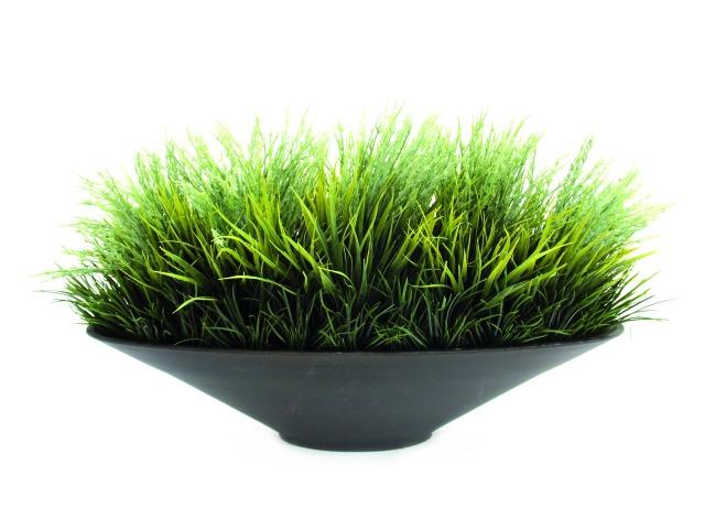 Billede af Kunstig Mixed grass, 40cm