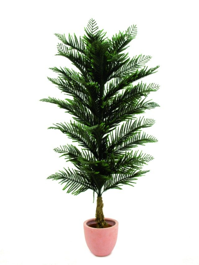 Billede af Kunstig Pine tree, 150cm