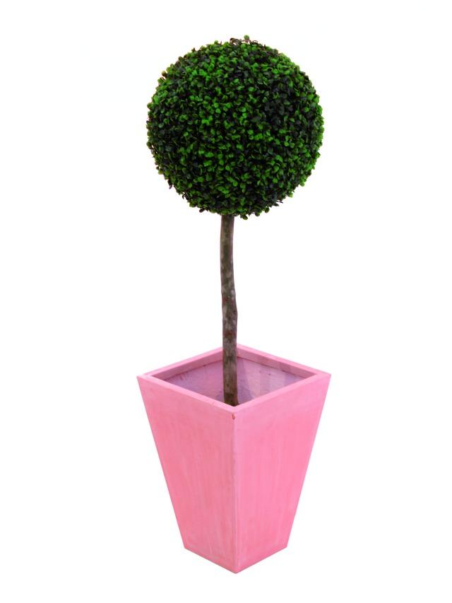 Billede af Kunstig Boxwood tree, 60cm