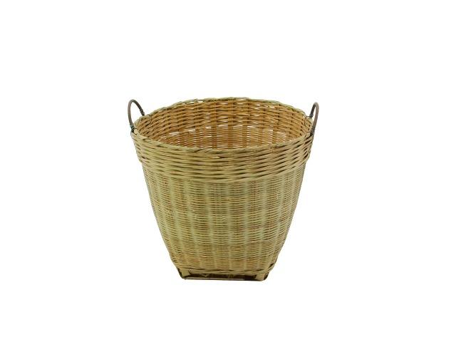 Billede af Kunstig Bambus krukke, 35x30 cm