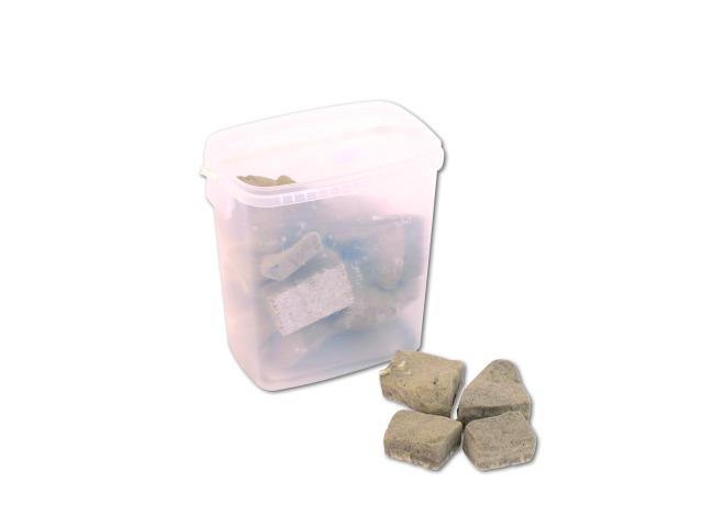 Billede af Kunstig Deco-foam stones, champagne, 11L