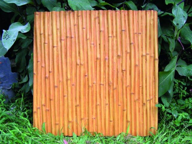 Billede af Kunstig Wallpanel, bamboo, 100x100cm