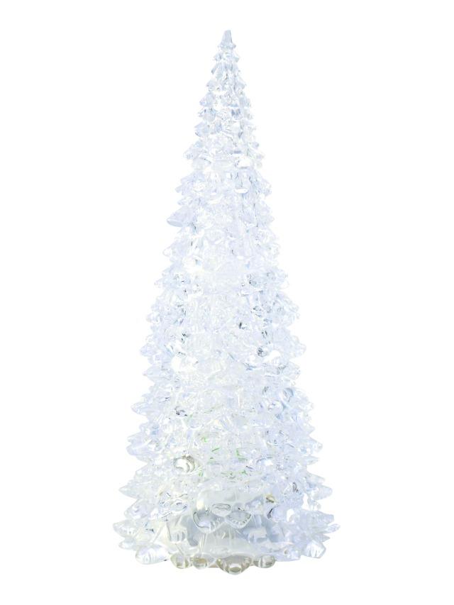 Billede af LED Juletræ, 12 cm