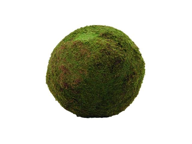 Billede af Kunstig Mossball, green, 50cm
