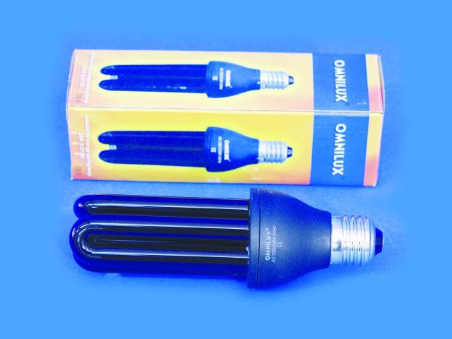 Billede af Omnilux UV Pære 20W Energi Spar