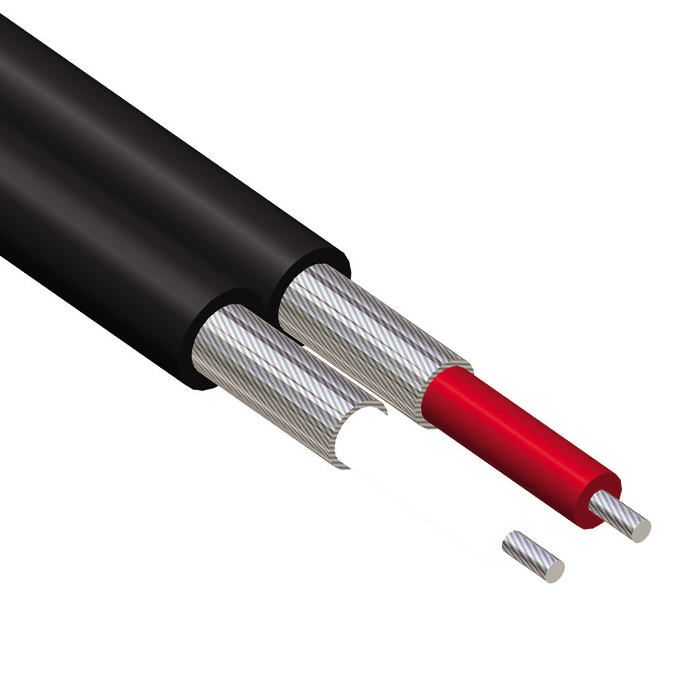 Billede af Signal Kabel 2 x 0.16 mm²