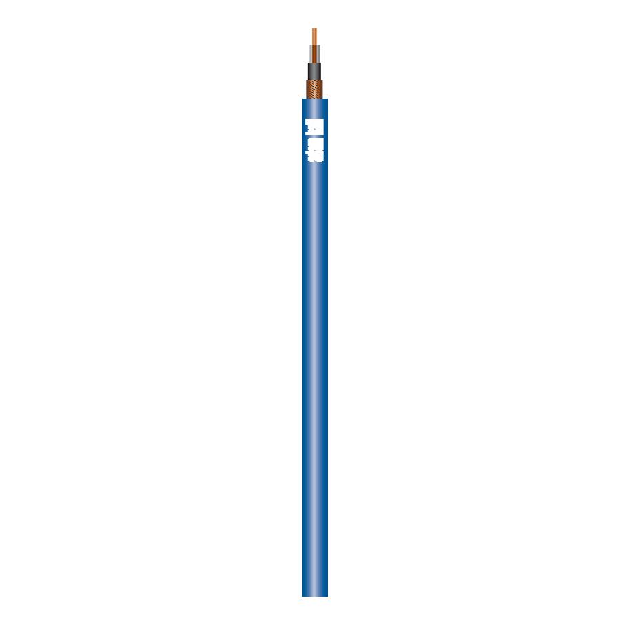 Billede af Instrument Kabel 1 x 0,22 mm² Blå