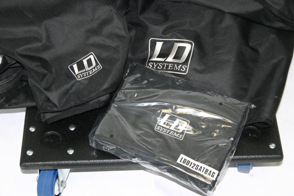 Billede af LD Systems Tilbehørssæt til LDDAVE10G3