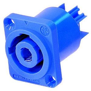Billede af Neutrik Strøm Chassis Stik powerCON 20A (Strøm ind)