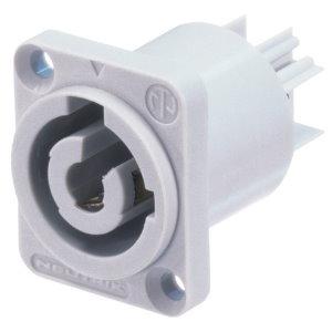 Billede af Neutrik Strøm Chassis Stik powerCON 20A (Strøm ud)