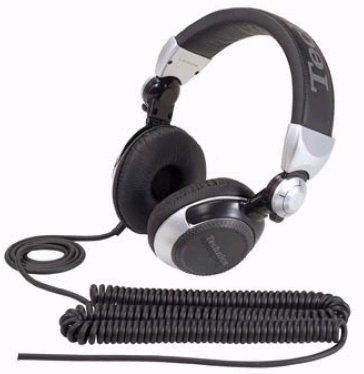 Billede af Technics RP DJ 1210 hovedtelefoner