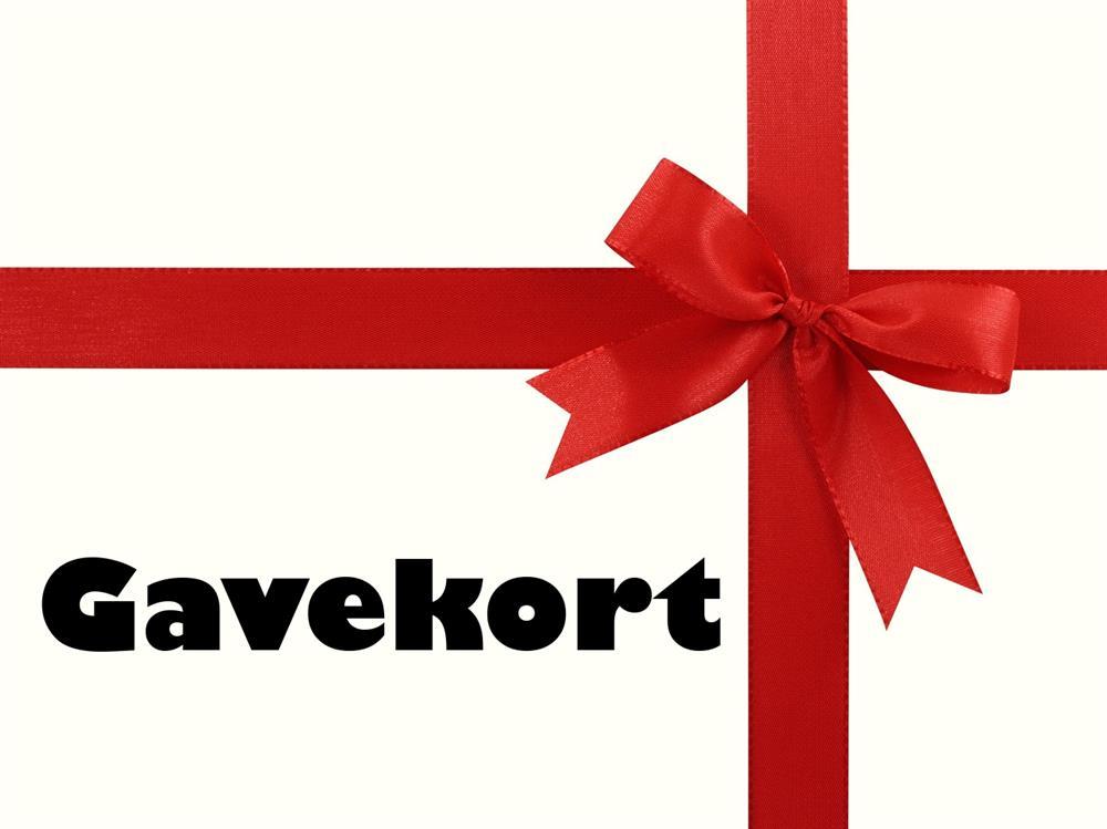 Billede af XL Gavekort (e-mail)