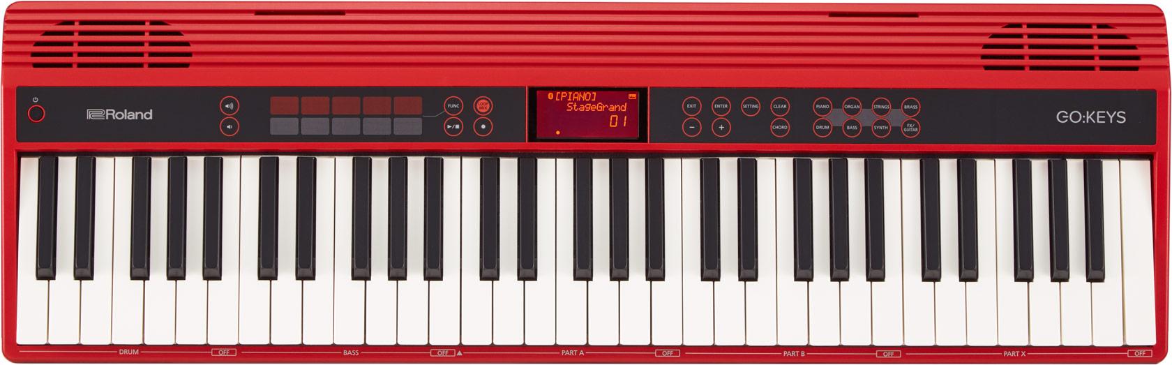 Billede af Roland GO:KEYS GO-61 Keyboard
