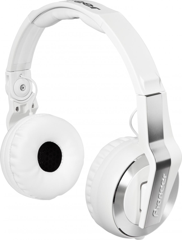 Billede af Pioneer HDJ-500 DJ hovedtelefoner Hvid