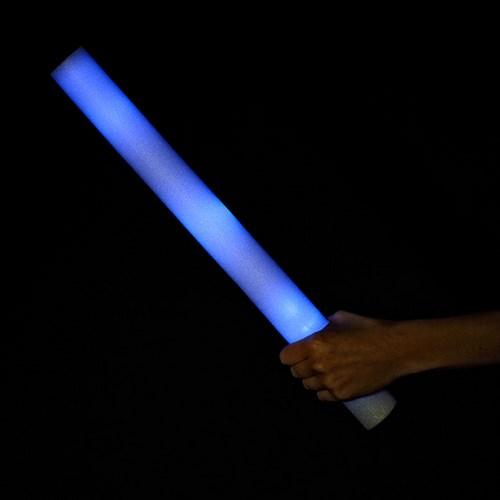 Billede af LED Foamstick Blå