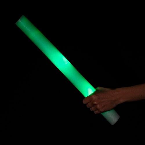 Billede af LED Foamstick Grøn