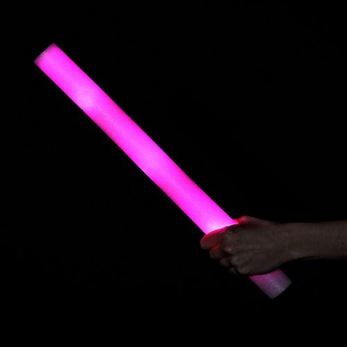 Billede af LED Foamstick Pink
