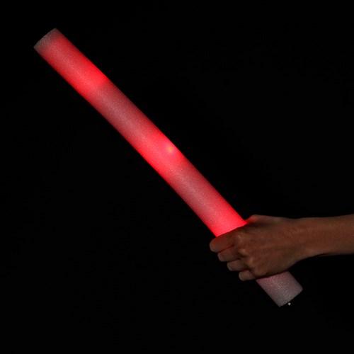 Billede af LED Foamstick Rød