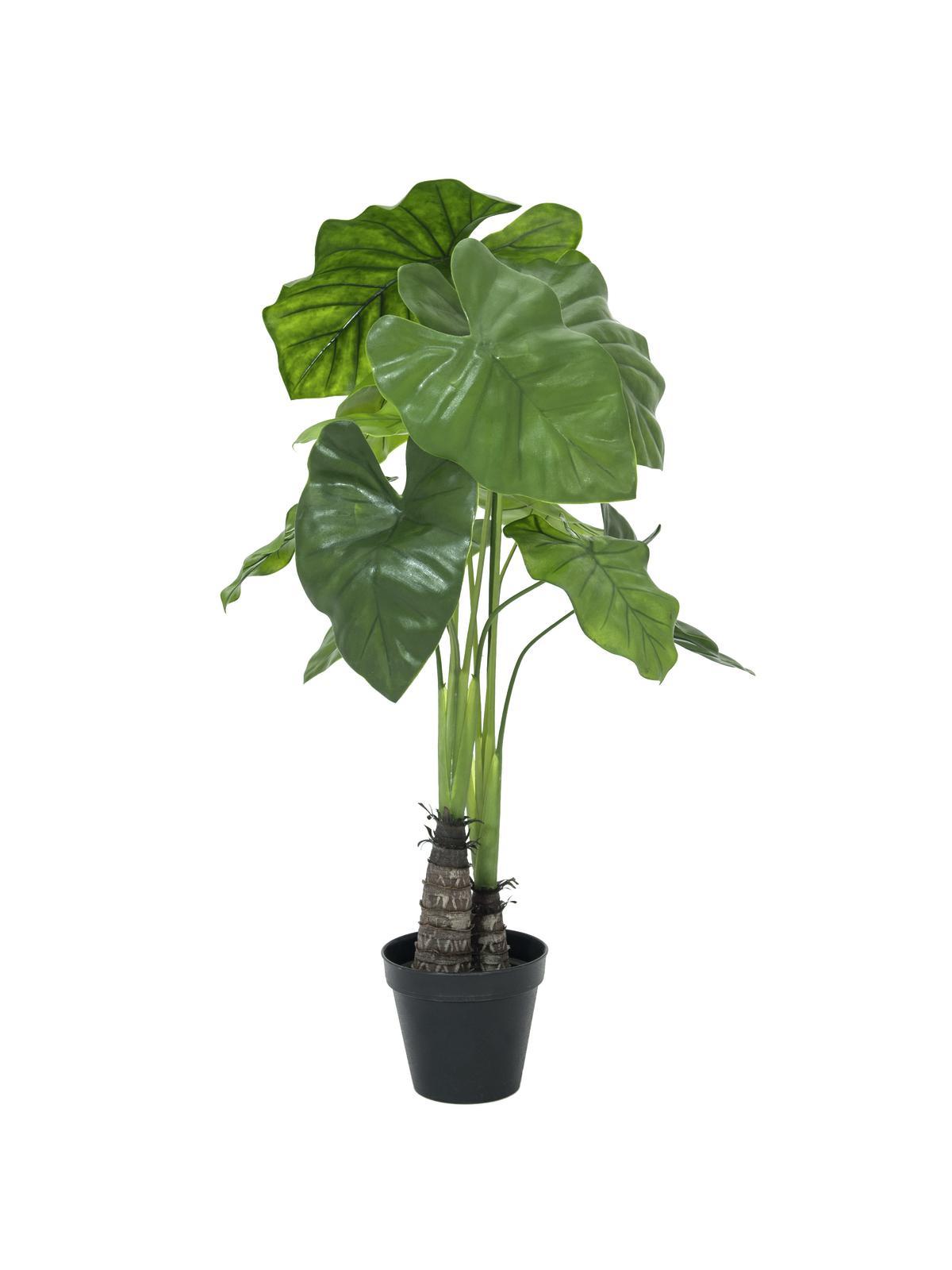 Billede af Kunstig Caladium Plant, 90cm