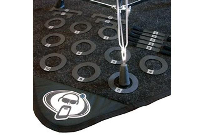 Billede af Protection Racket nummererede markører
