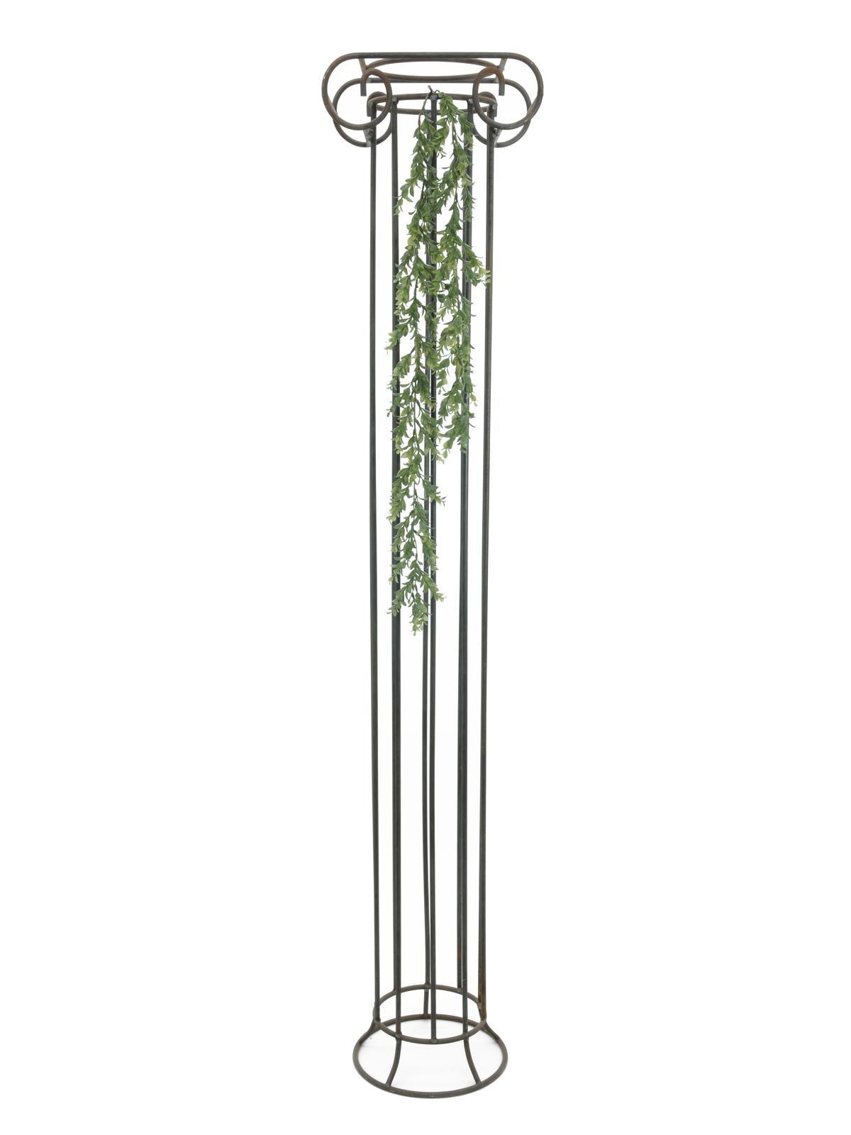 Billede af Kunstig Grass tendril, dark-green 105cm