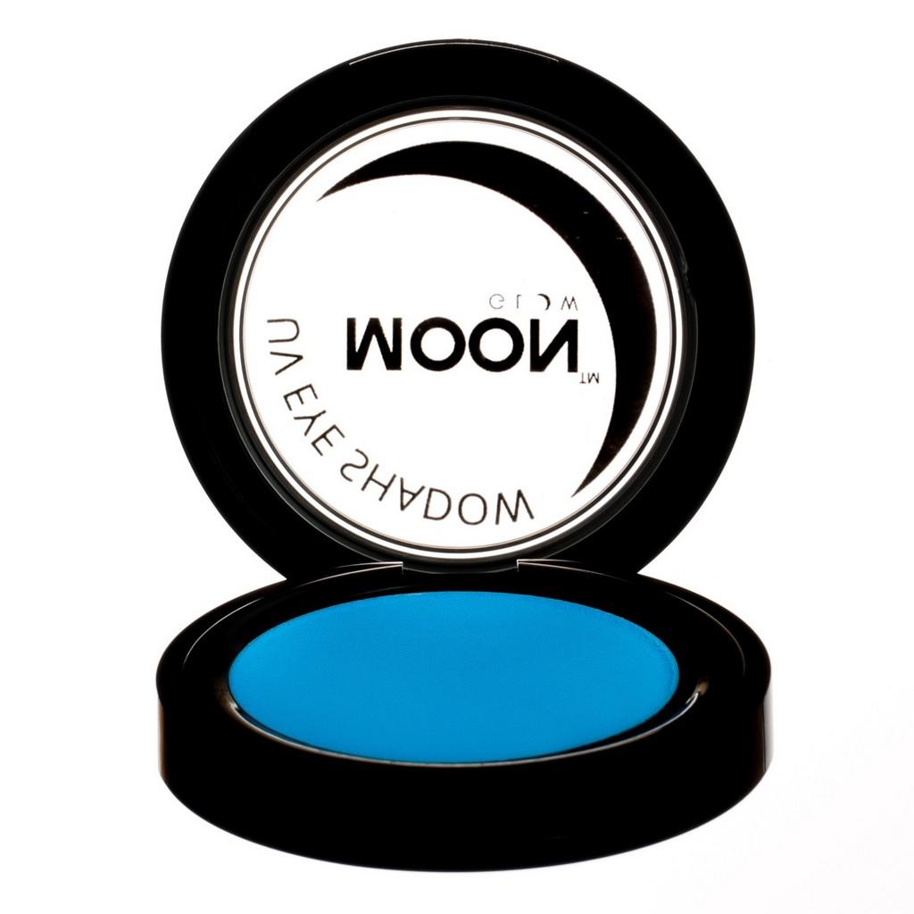 Billede af UV øjenskygge Blå
