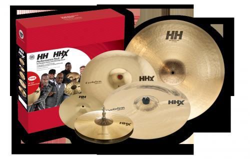 Billede af Sabian HH-HHX Praise & Worship Set Bækkenpakke