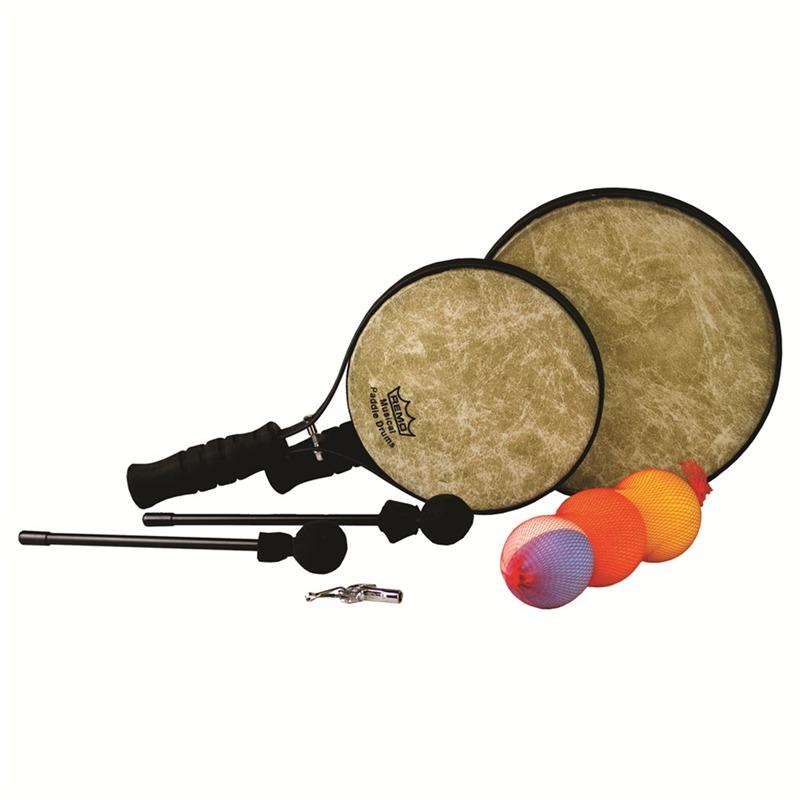 """Billede af Remo Paddle Drum sæt (8""""+10"""")"""