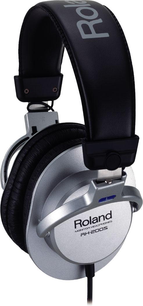 Billede af Roland RH-200 hovedtelefoner Sølv