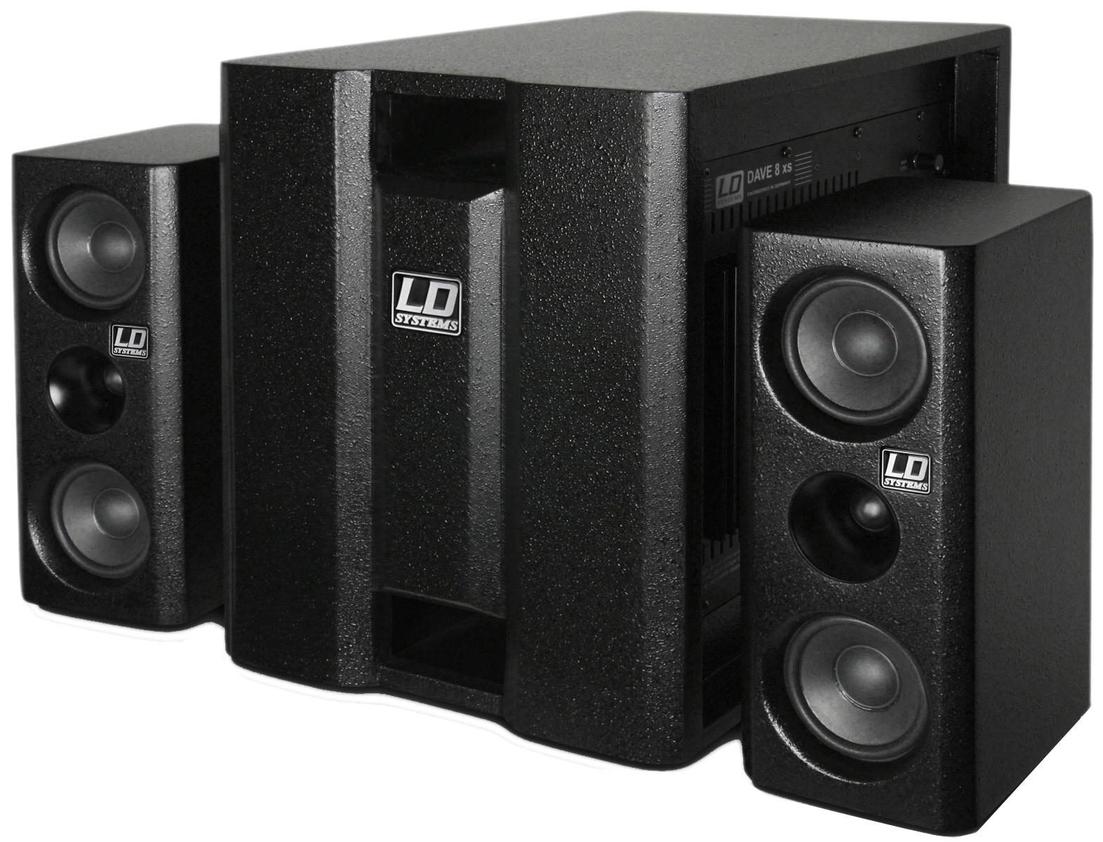 Billede af LD Systems DAVE 8 XS Aktiv Lydanlæg