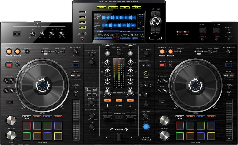Billede af Pioneer XDJ-RX2 all-in-one DJ system